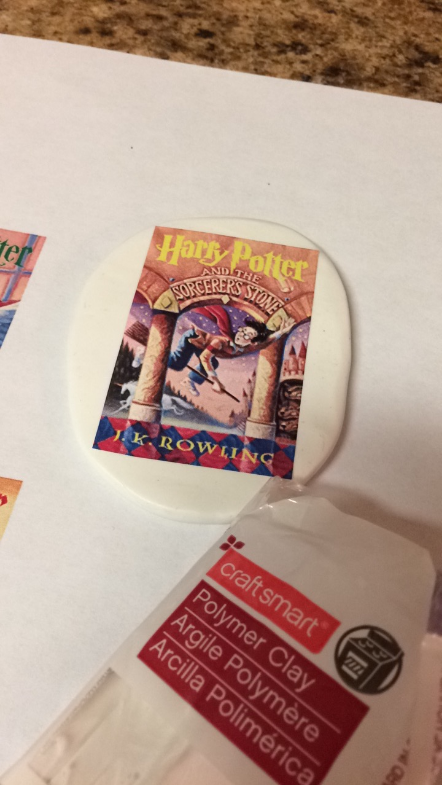 harry potter christmas ornament diy crafts books
